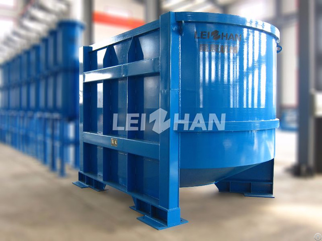 D Type Hydrapulper For Paper Pulping