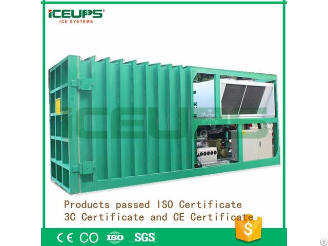 Vegetable Vacuum Precooling Machine Kms 1p