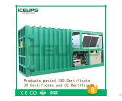 Vegetable Vacuum Precooling Machine Kms 1p