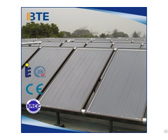 Sun Power Flat Plate Solar Collector Made For Kenya