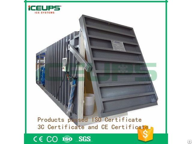 Chinese Cabbage Vacuum Precooling Machine