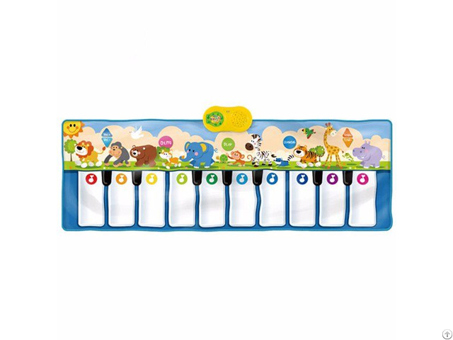 Animals Carnival Playmat