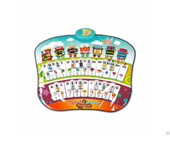 Touch And Learn Play Mat