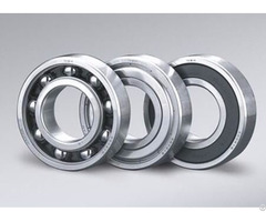 Deep Groove Ball Bearings 6001