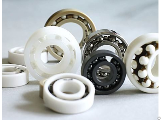 Zro2 Self Aligning Ball Ceramic Bearings