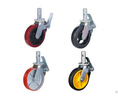 Scaffolding Tower Caster Wheels