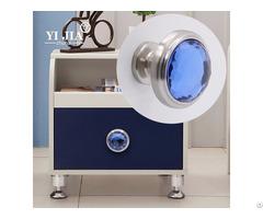 Fancy Crystal Knob For Furniture Cabinet