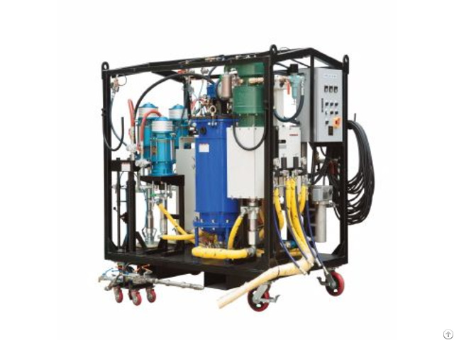 Passive Fire Protection Airless Pump