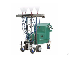 Overhead Spray Machine