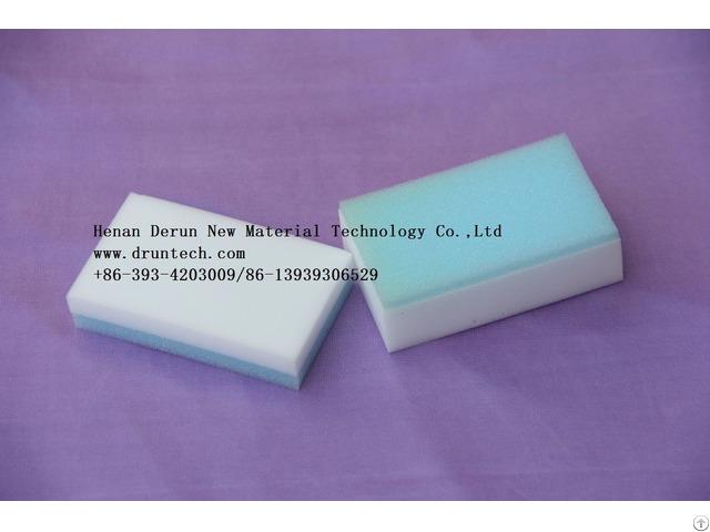 Derun Hot Sale Size Melamine Sponge Eraser