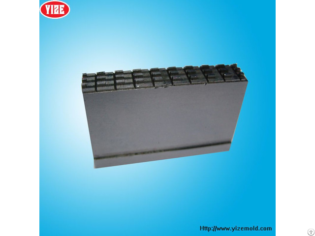 Professional Precision Spare Part Of Semiconductor Factory