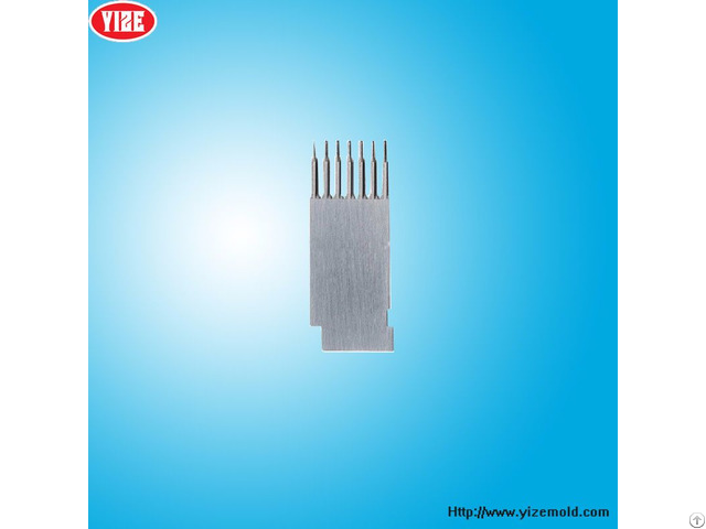 China Core Pin Of Medical Factory With Mould Slide Insert Oem