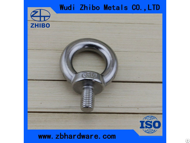 Stainless Steel Jis1168 Eye Bolt Japan Type
