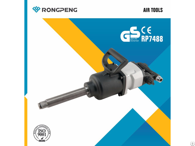 Rongpeng Professional Impact Wrench Rp7488