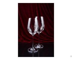 Handmade Crystal Wine Glass