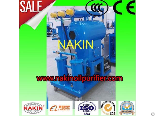 Transformer Oil Filter Flushing Machine