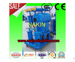 Transformer Oil Filter Flushing Machine