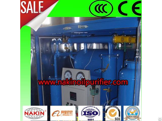 Vacuum Oil Renew Purification Equipment Acid Removing Machine