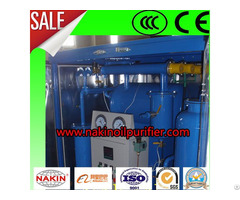 Vacuum Oil Renew Purification Equipment Acid Removing Machine