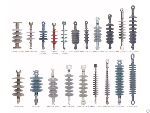 Composite Silicone Insulators