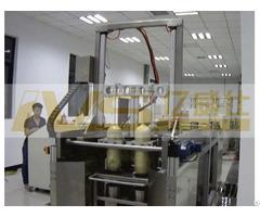 Gas Cylindner Online Test System
