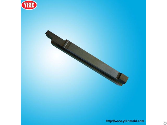 China Mold Spare Parts Processing Core Pin Of Semiconductor Oem