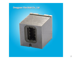 Connector Mold Spare Parts Processing Precision Part Of Semiconductor
