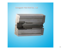 Guangzhou Plastic Mould Inserts With Usa Mold Spare Parts Processing