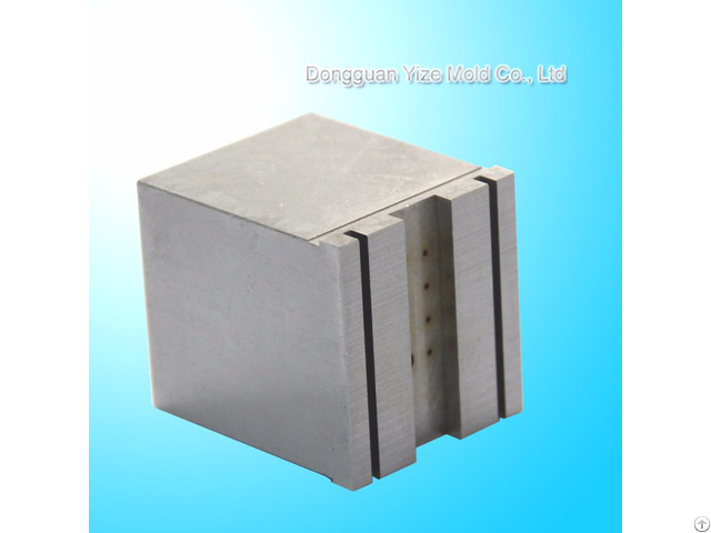 Custom Mold Spare Parts Processing Guangzhou Precision Punch And Die