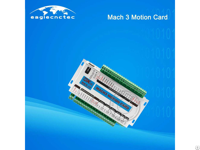 Mach3 Motion Card Hardware