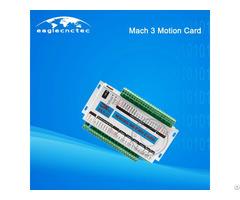Mach3 Motion Card Hardware