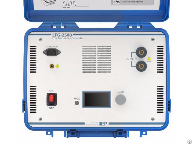 Low Frequency Generator Lfg 2500