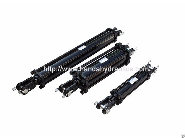 Tr Tie Rod Hydraulic Cylinder Used For Farming Equipment