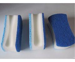 Cellulose Cleaning Sponge White Magic Foam