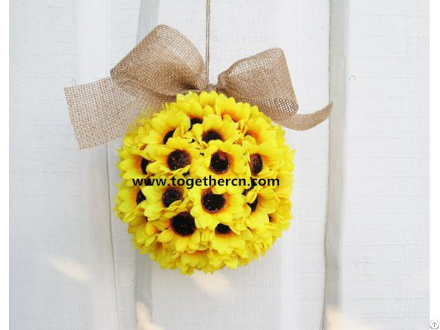 Sell Artificial Flower Ball For Wedding