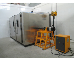 Pr2 Valve High And Low Temperature Pressure Testing System