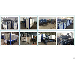 500kw Water Cooled Chiller