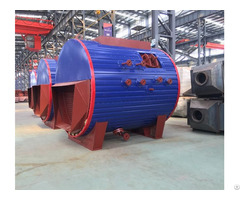 Factory Supply Waste Heat Boilers Industrial Flue Gas Recovery Steam Boiler