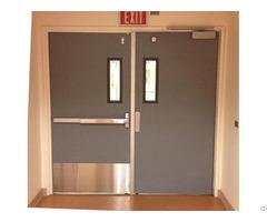 Ul Listed Steel Fire Reated Door