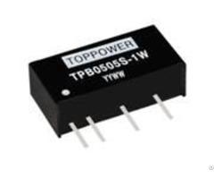 Tpb0303s 1w 3kvdc Isolation Converters