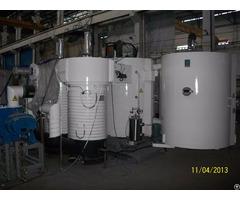 Metalizadoras Al Vacio Por Evaporacion Termal