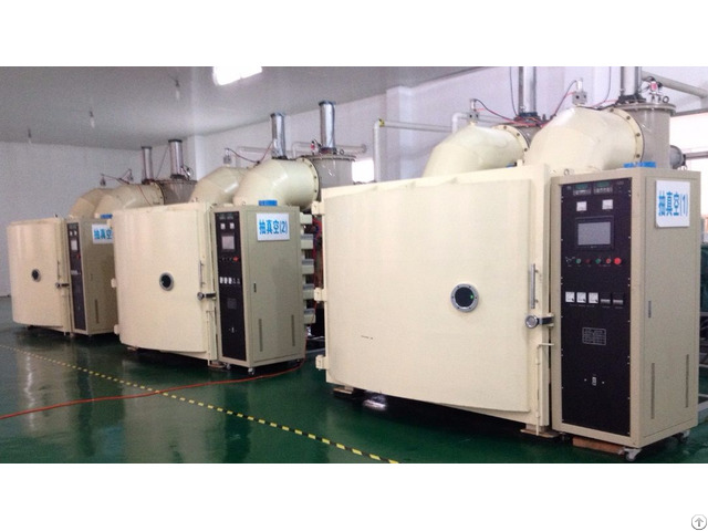 Vacuum Sealing Machine For Vip