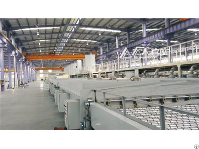 Magnetron Sputtering Coating Line For Low E Glass