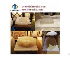 Bathroom Stone Basin Onyx Sink