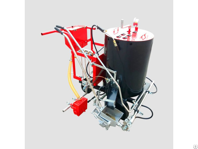 Thermoplastic Road Marking Machine