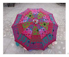 Garden Indian Parasols Umbrella