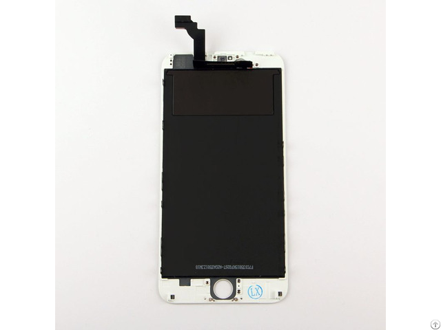 100% Original For 6 Plus Lcd Screen Replacement With Digitizer Frame