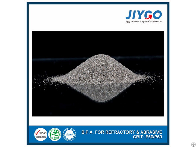 Jiygo Brown Fused Alumina For Abrasives And Refractories