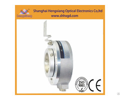 Hengxiang Large Hollow Shaft Encoder With Diameter 100mm Hole Up To 45mm