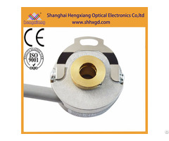 Hengxiang Ultra Thin Servo Motor Encoder With Diameter 35mm Thickness 18mm Abzuvw Phase